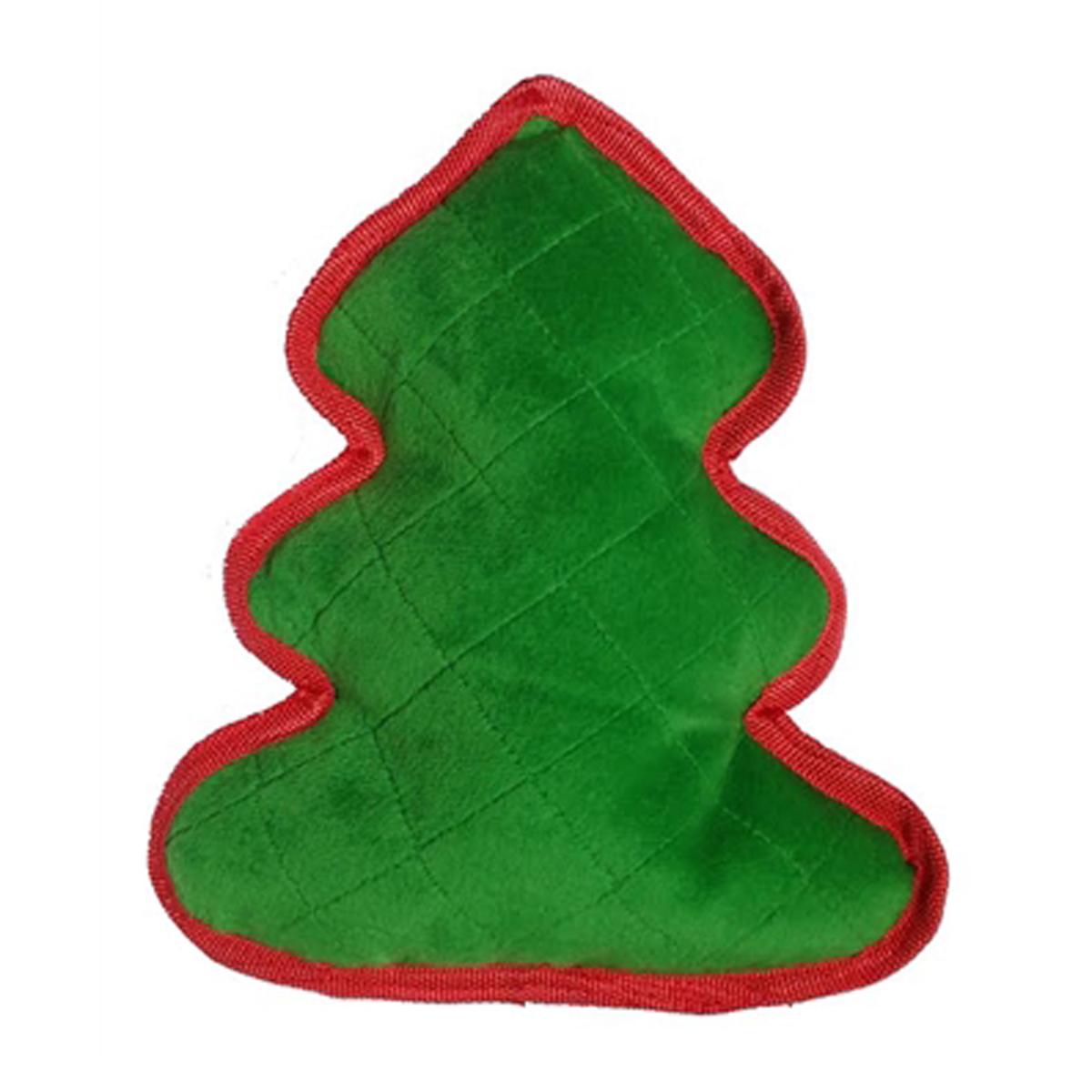 Christmas Bite Me Dog Toy - Tree