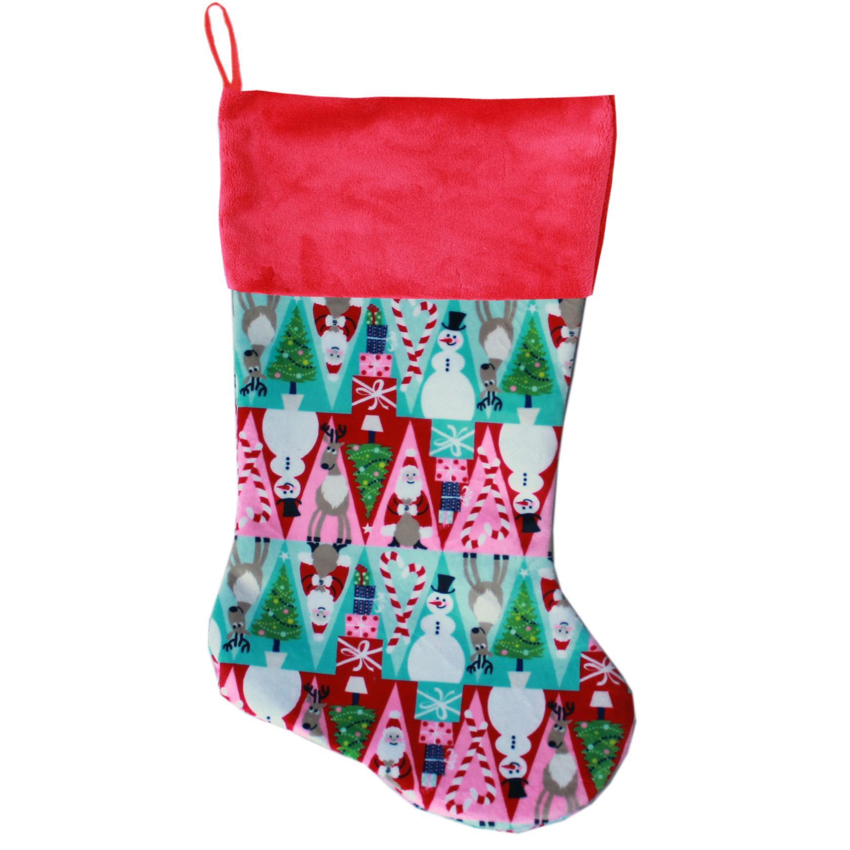 Christmas Medley Pet Christmas Stocking