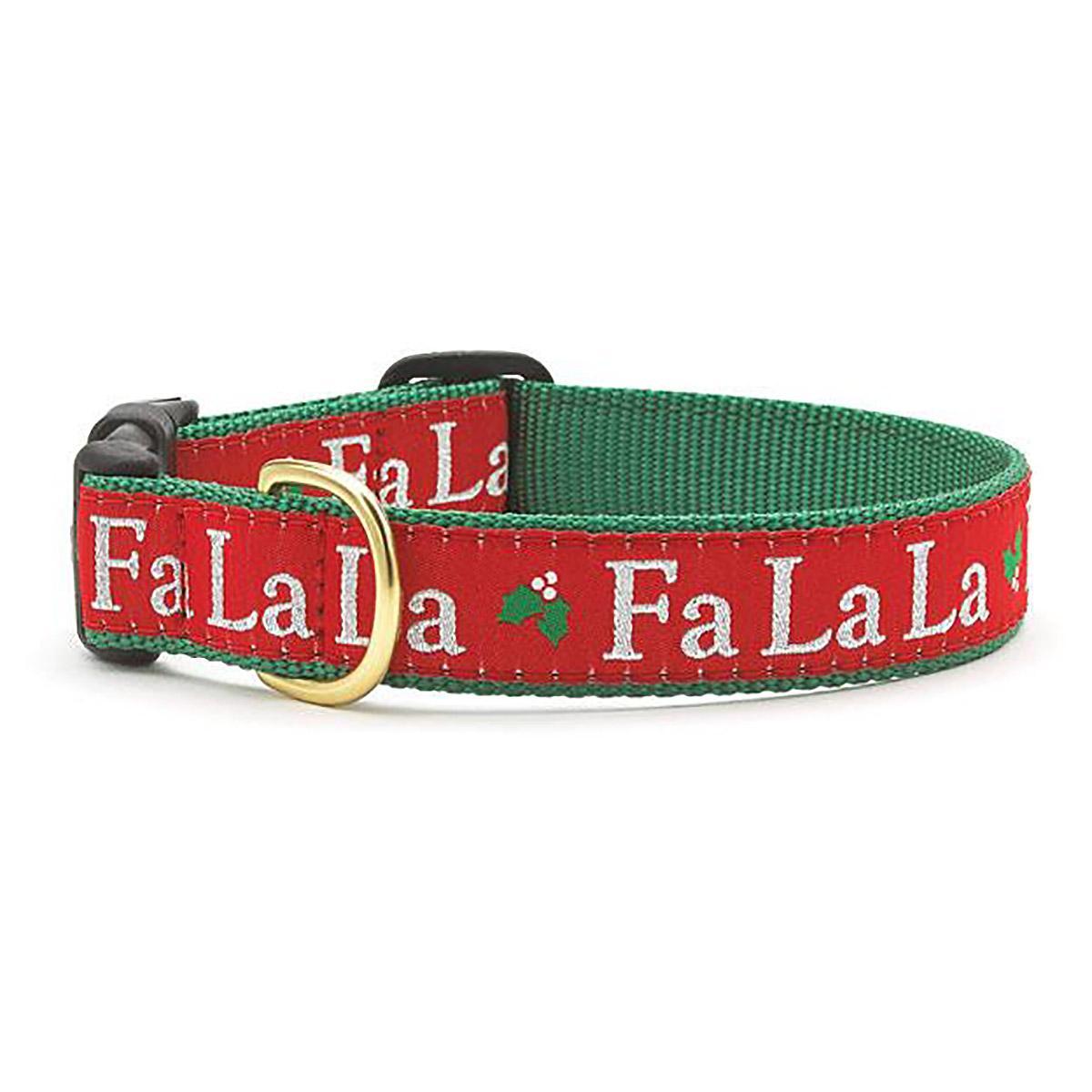 Fa La La Dog Collar by Up Country