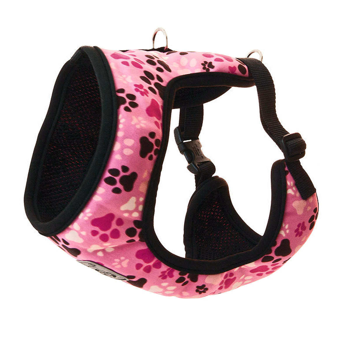 Cirque Dog Harness - Pitter Patter Pink