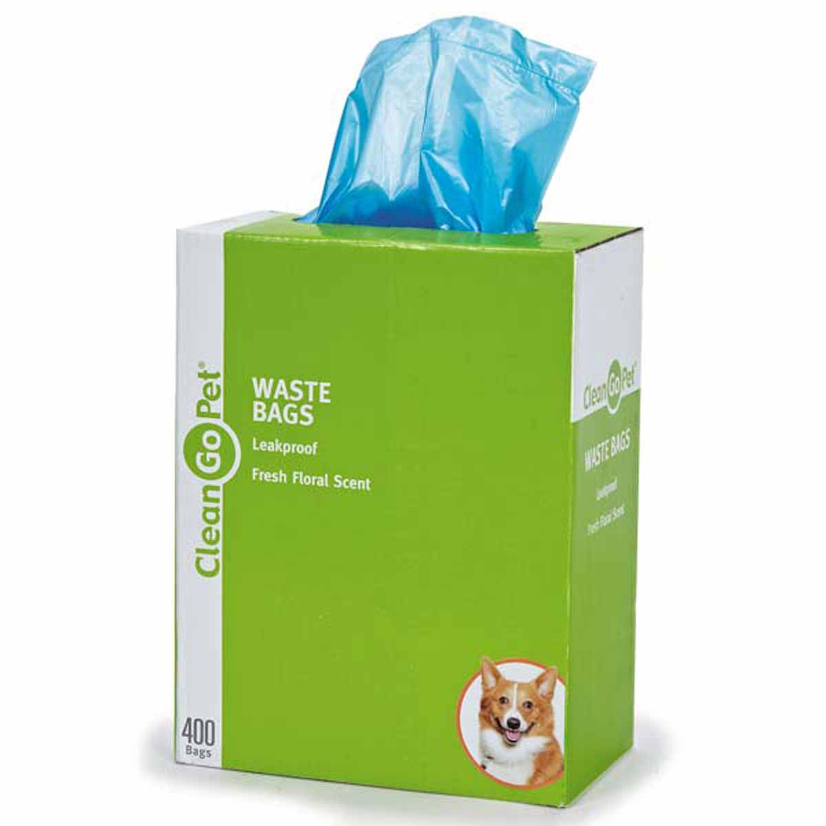 Clean Go Pet Fresh Floral Scented Waste Bags