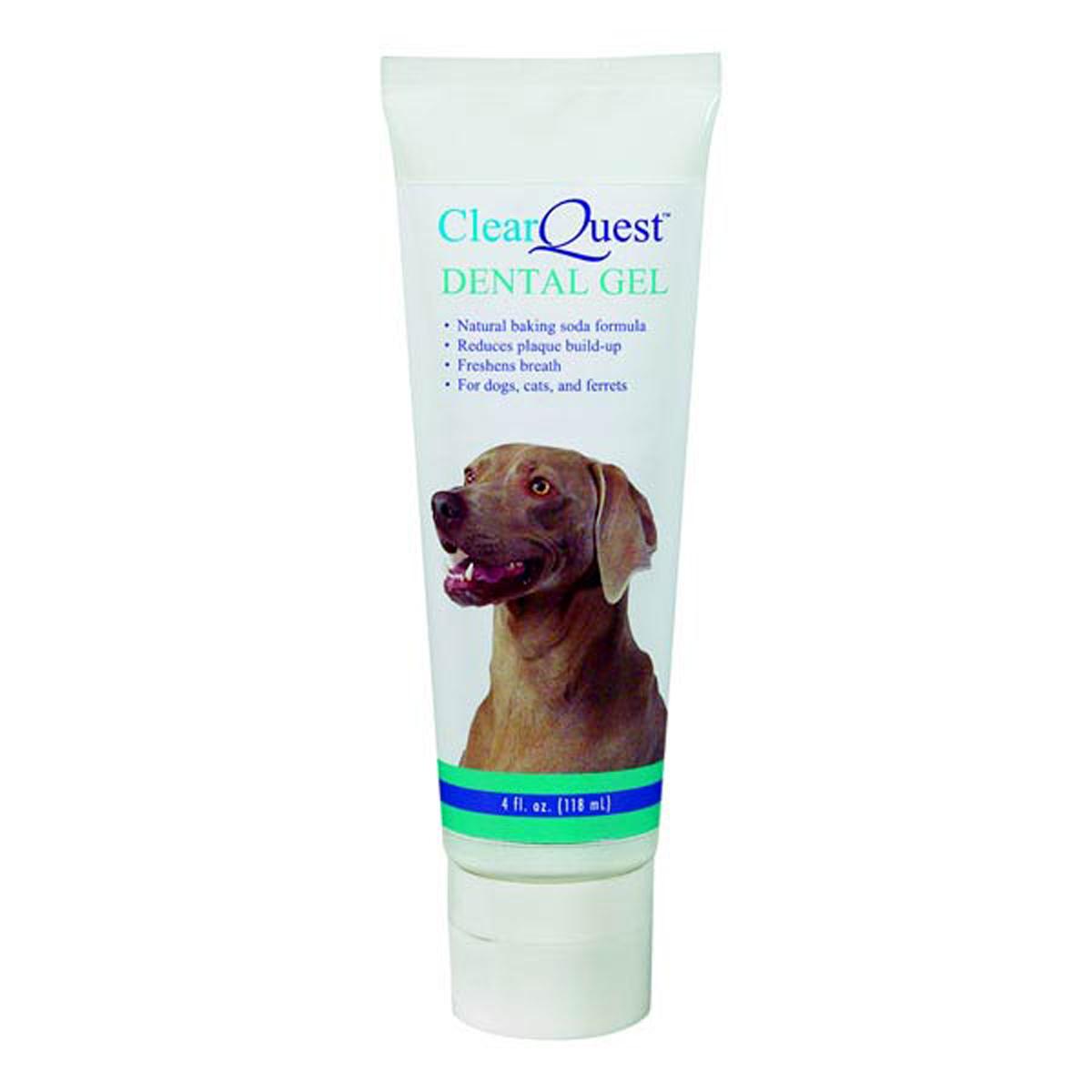ClearQuest Pet Dental Gel