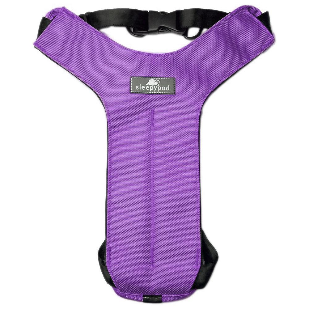 Clickit Sport Dog Harness By Sleepypod - True Violet
