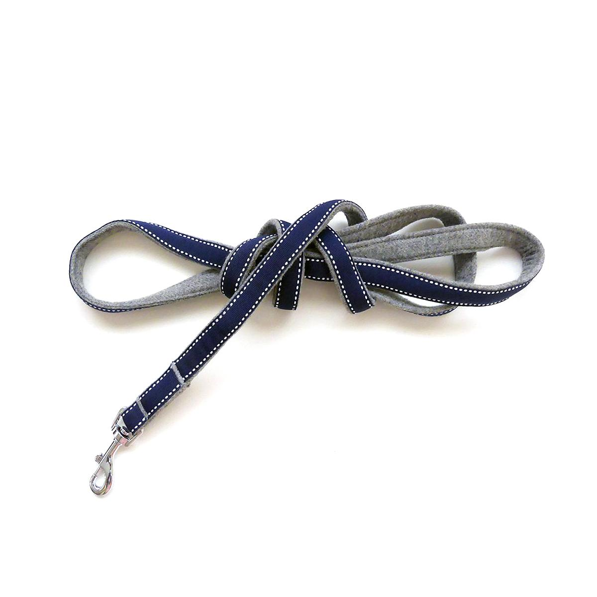 Cloak & Dawggie Matching Dog Leash for Flannel Harnesses and Coats