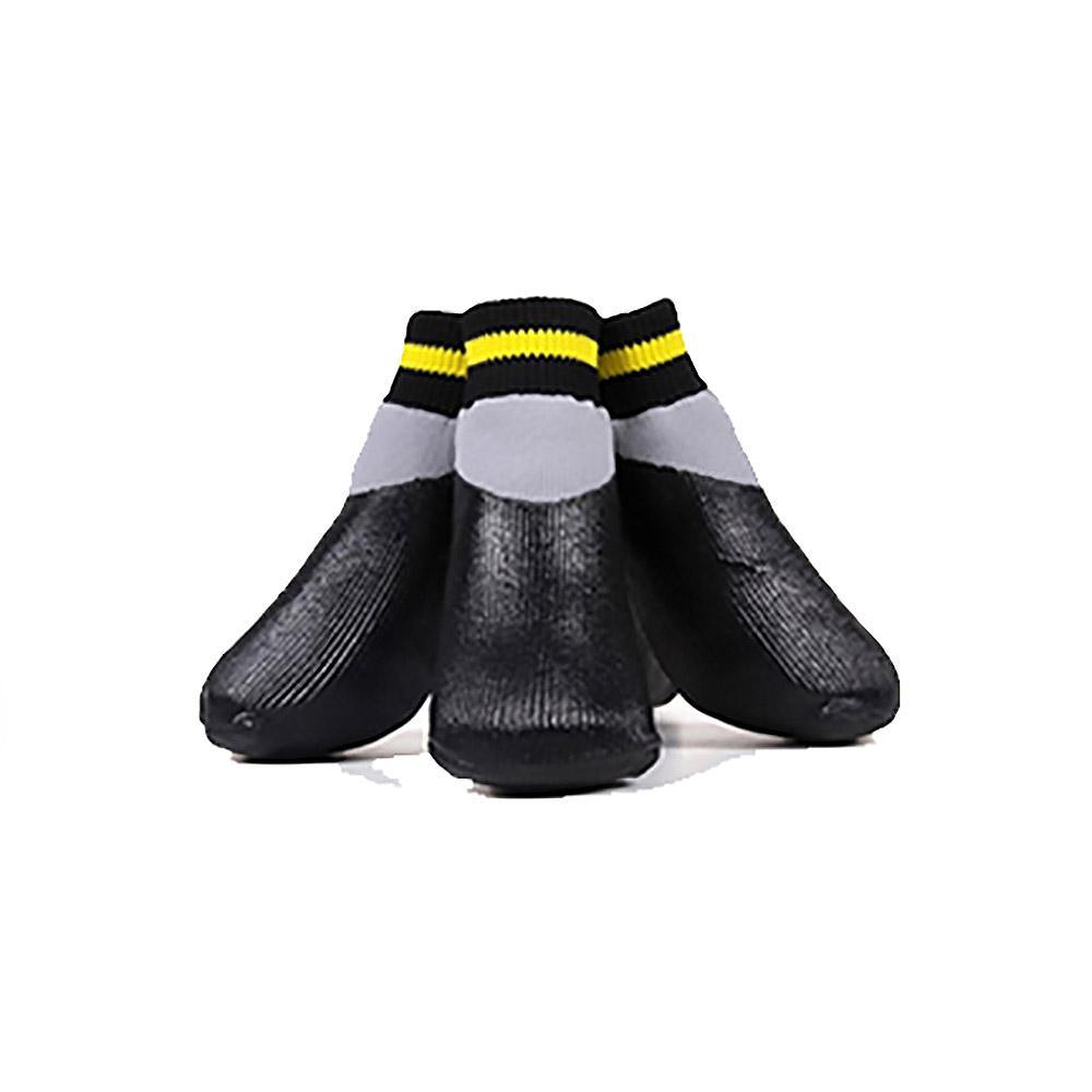 Cloak & Dawggie No Slip Dog Socks - Black