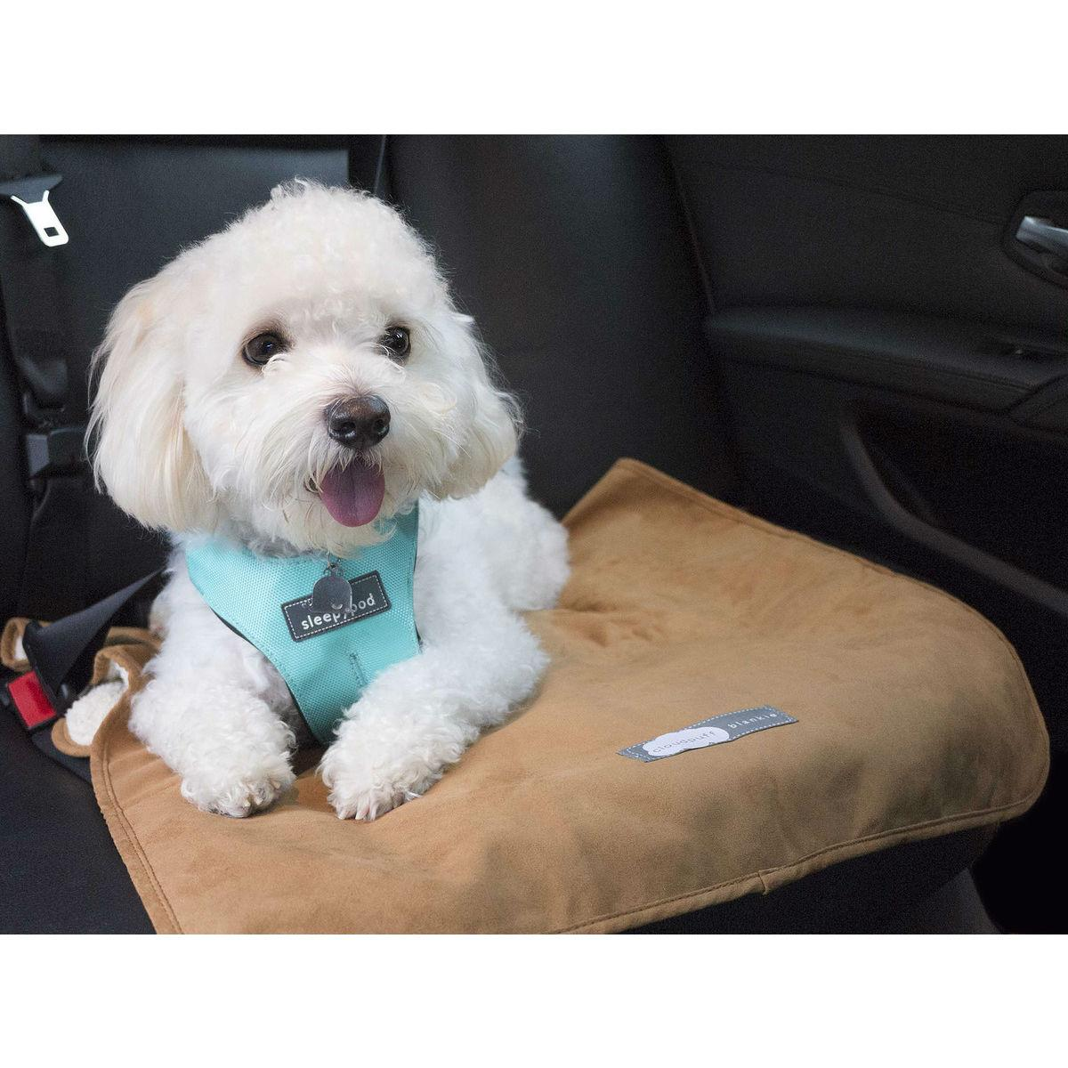 Cloudpuff Luxury Pet Blanket by Sleepypod - Chestnut