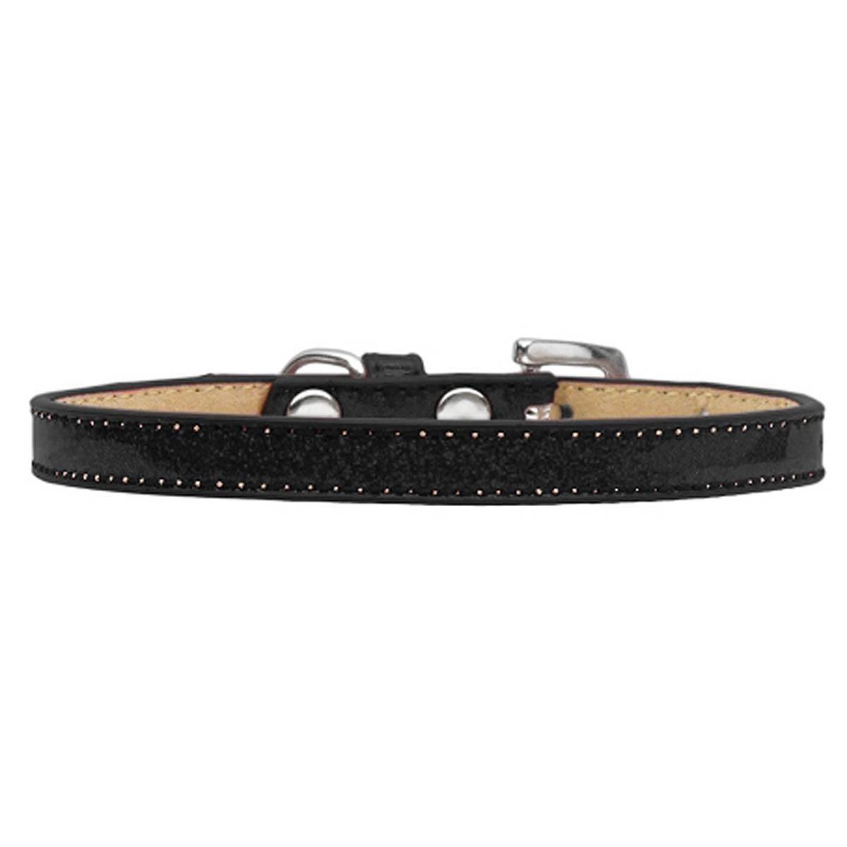 Confetti Ice Cream Dog Collar - Black