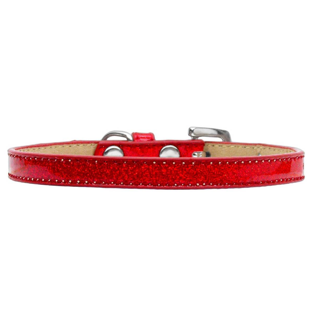 Confetti Ice Cream Dog Collar - Red
