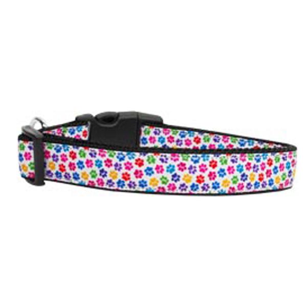 Confetti Paws Dog Collar