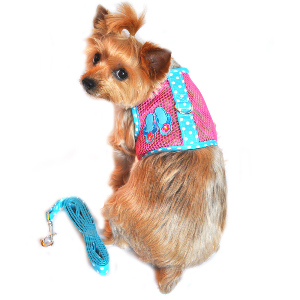 062c36925f8de8 Cool Mesh Dog Harness Under the Sea Collectio...