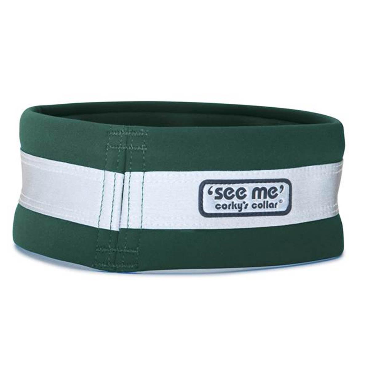 Hunter Green Dog Collar