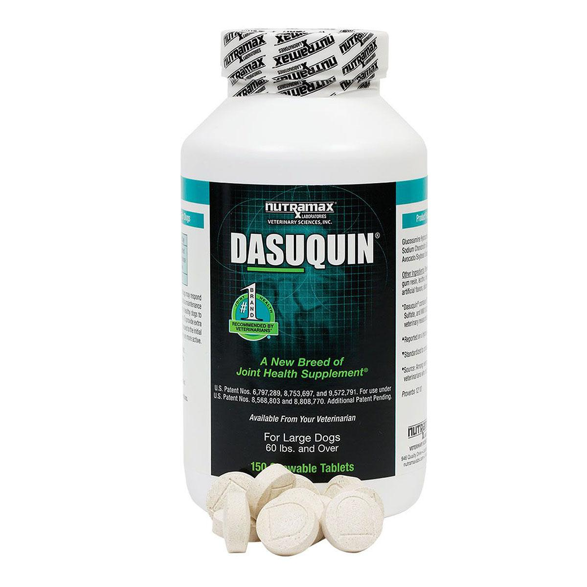 Dasuquin®️ Joint Health Supplement for Large Dogs by Nutramax®️ - Chewable Tablets