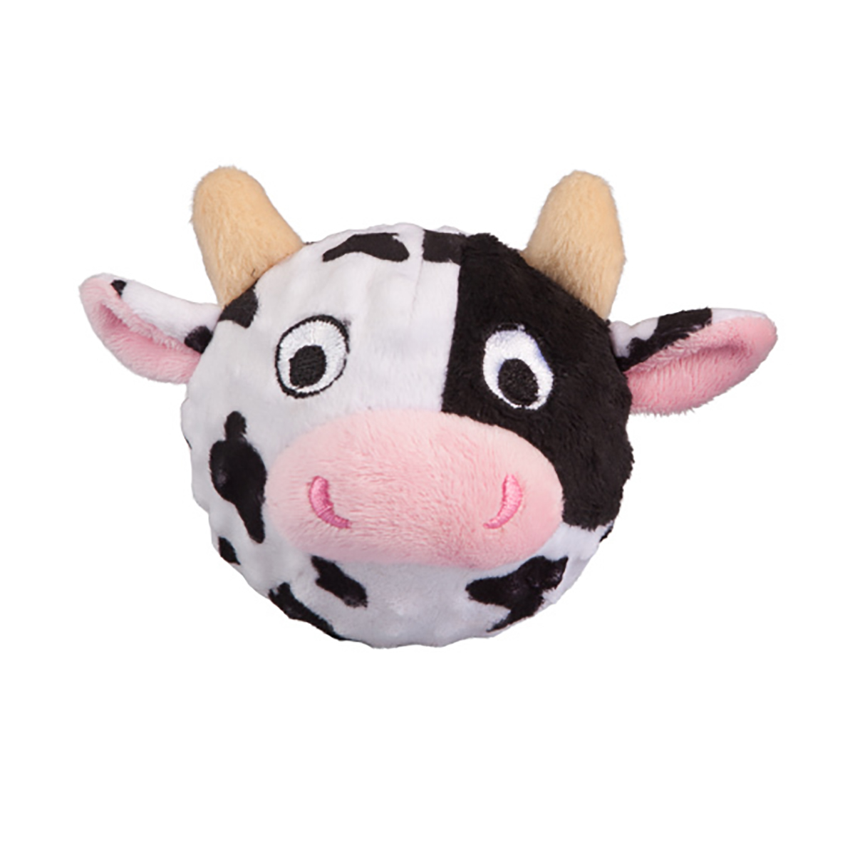 Small Toy Cows : Country critter faballs dog toy cow with same day