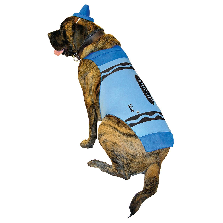 Crayola Crayon Dog Costume by Rasta Imposta -    | BaxterBoo