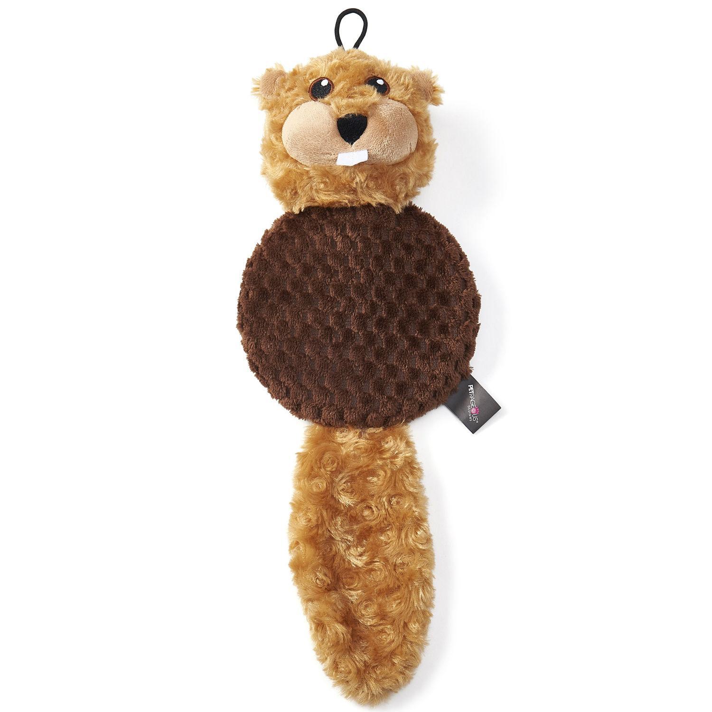 CritterRageous Dog Toy - Beaver