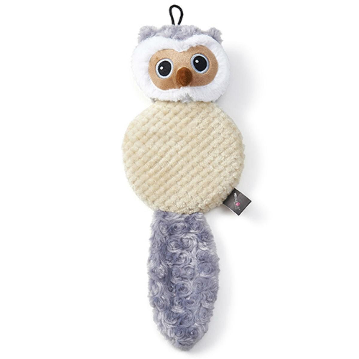 CritterRageous Dog Toy - Owl