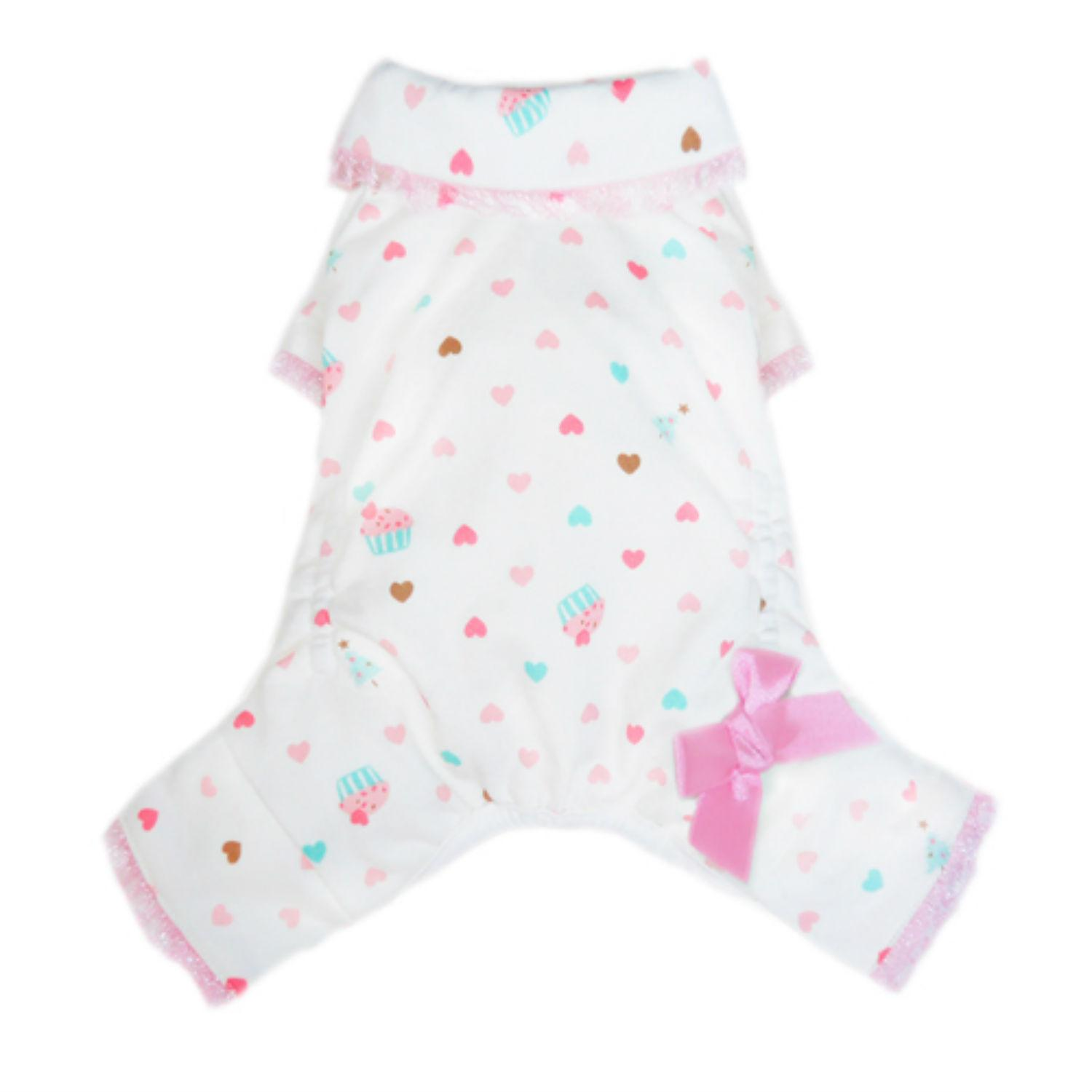 Cupcake Dog Pajamas by Pooch Outfitters