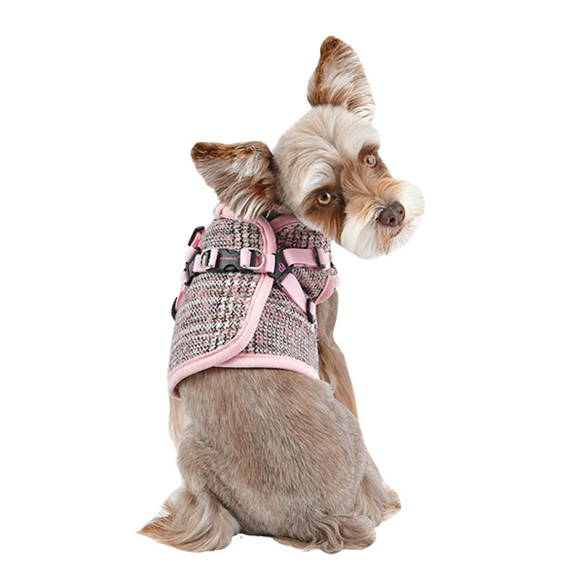 Da Vinci Vest Dog Harness By Pinkaholic - Pink