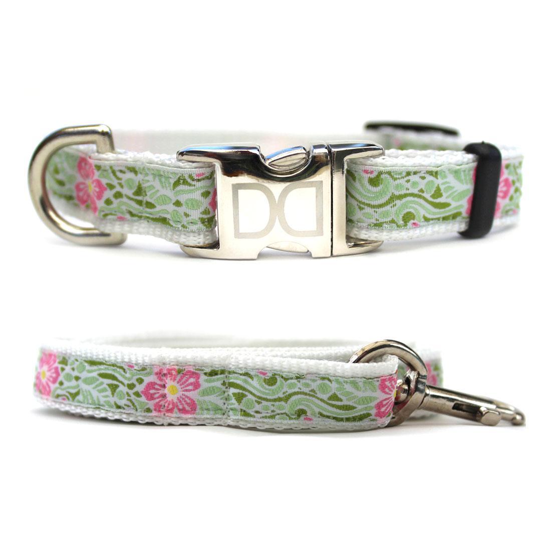Maui Dog Collar and Leash Set by Diva Dog