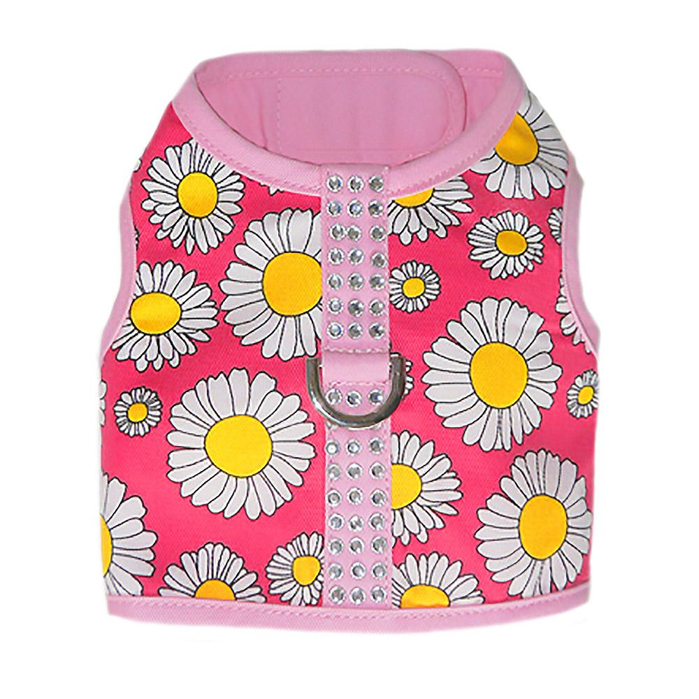 Daisy Dog Harness - Pink