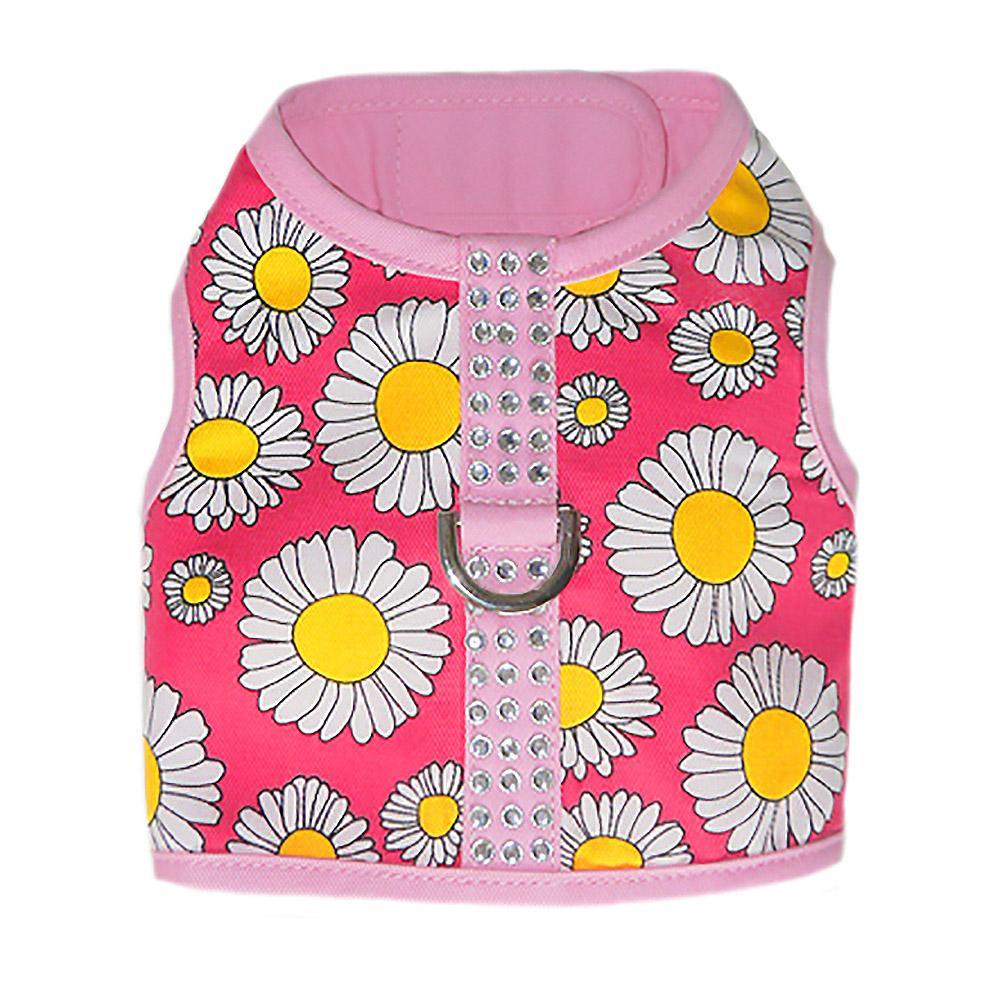 Daisy Dog Harness - Pink