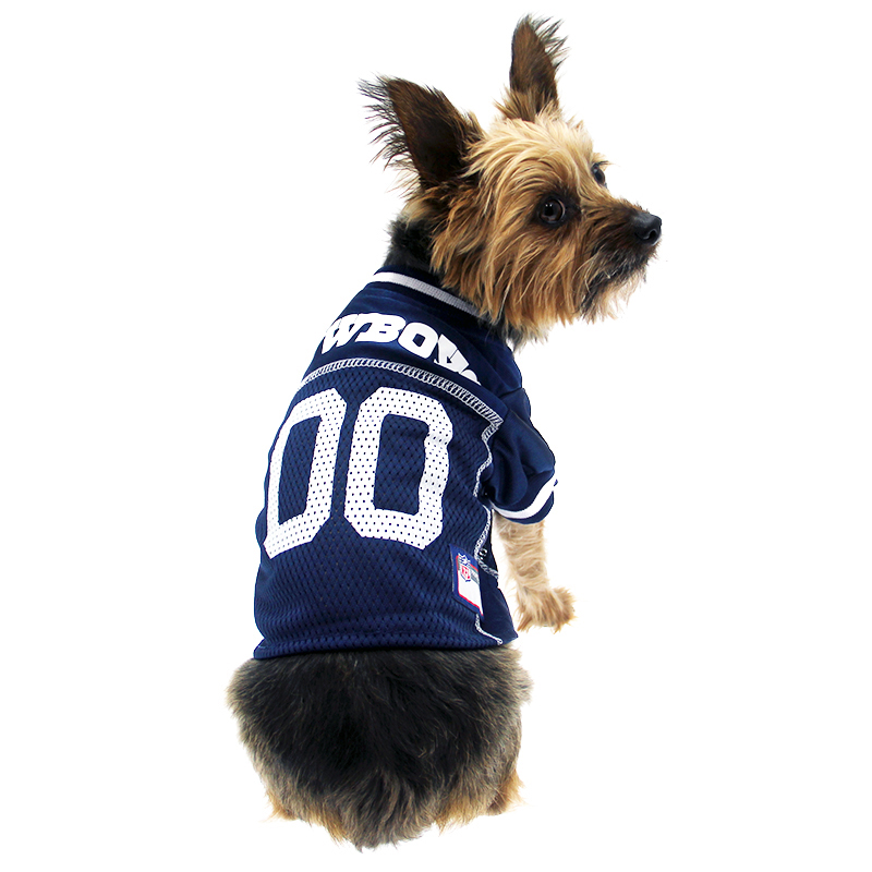 07fe1888b Dallas Cowboys Officially Licensed Dog Jersey... | BaxterBoo
