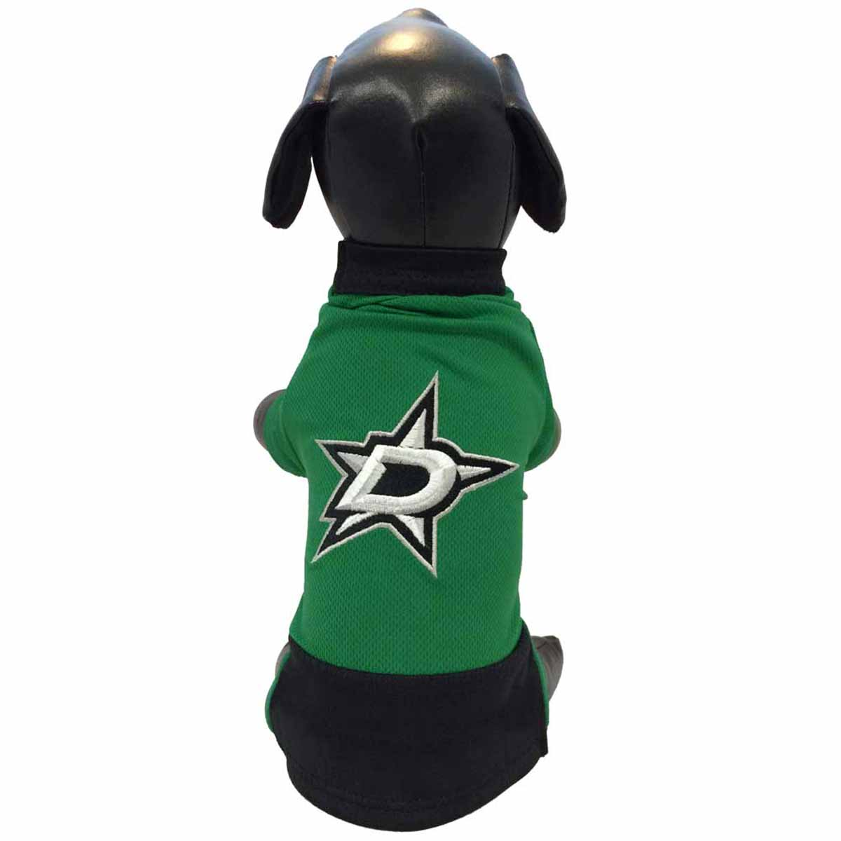 Dallas Stars Mesh Dog Jersey - Green