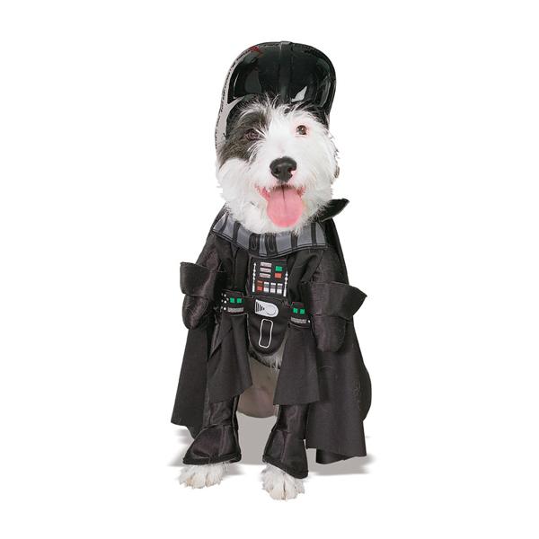 star wars darth vader dog halloween costume