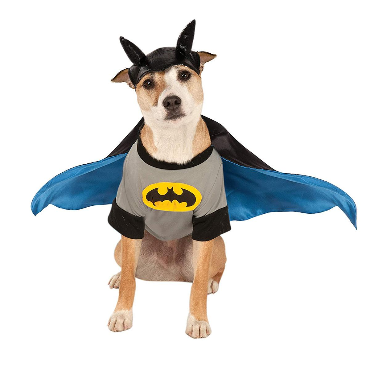 Rubie's DC Batman Dog Halloween Costume
