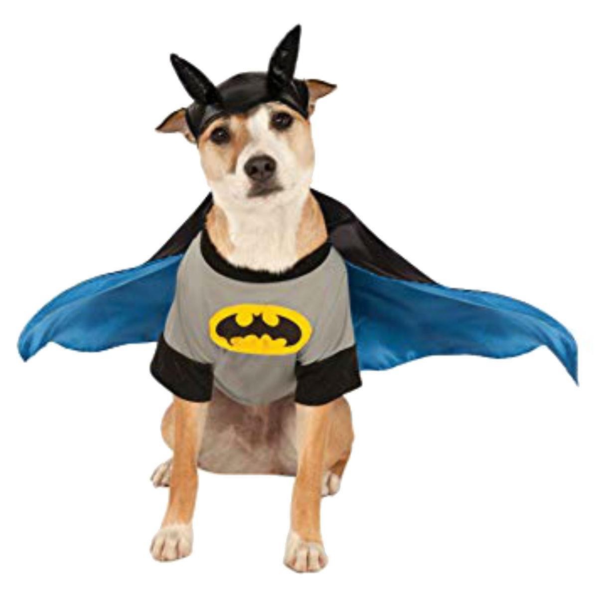 DC Batman Dog Halloween Costume by Rubies