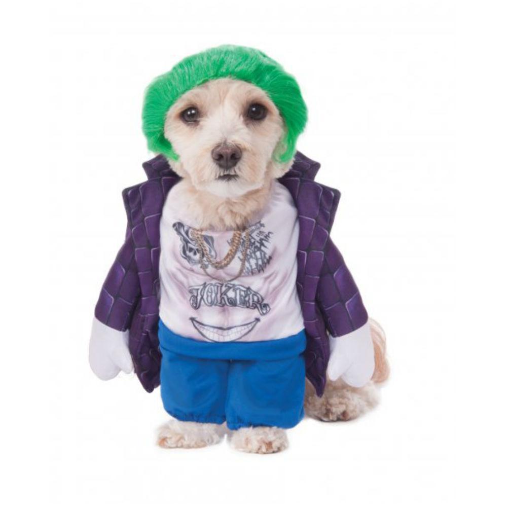 DC Comics The Joker Walking Dog Costume by Rubies