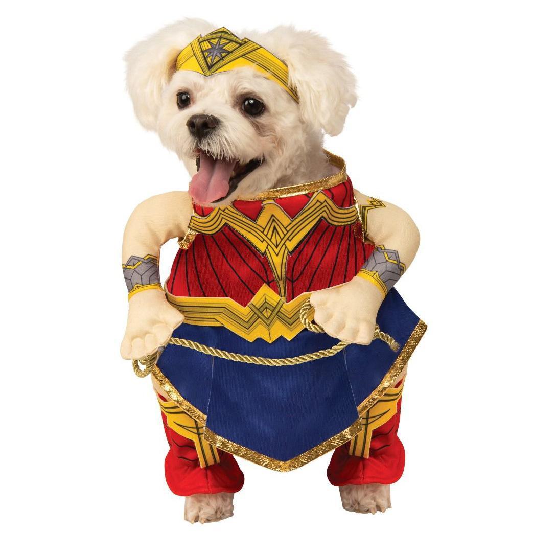 DC Comics Walking Wonder Woman Dog Costume by Rubies