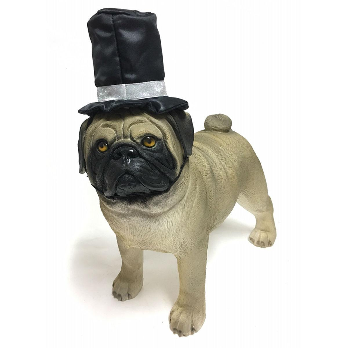 Deluxe Top Hat Dog Costume