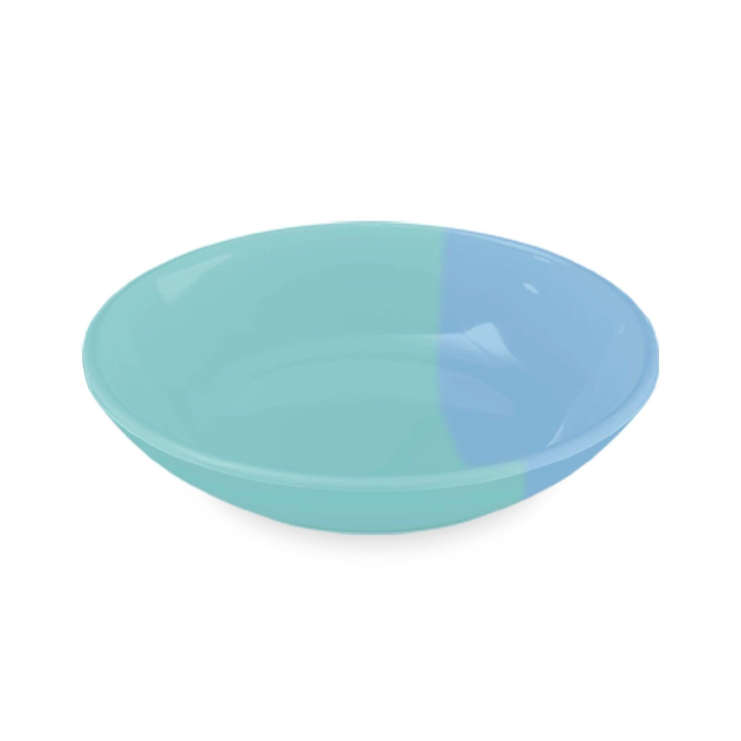 Dual Pet Saucer by TarHong - Blue