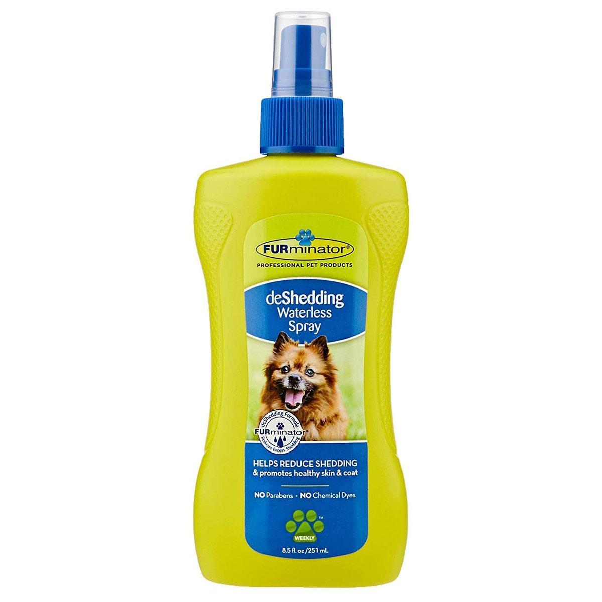 DeShedding Waterless Pet Spray by FURminator