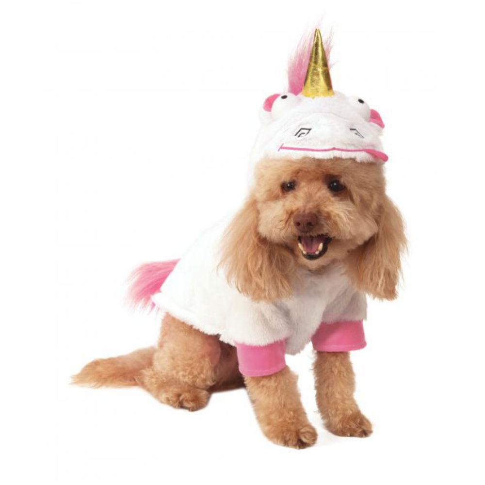 Despicable Me Fluffy Unicorn Dog Costume by Rubies