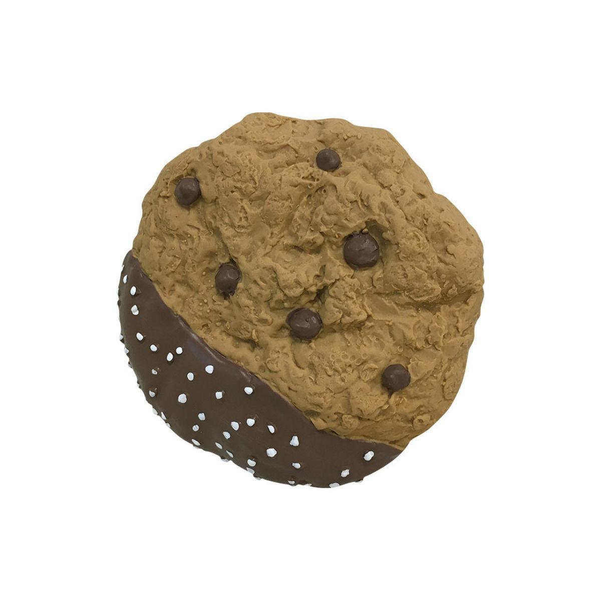 Dessert Latex Dog Toy - Cookie