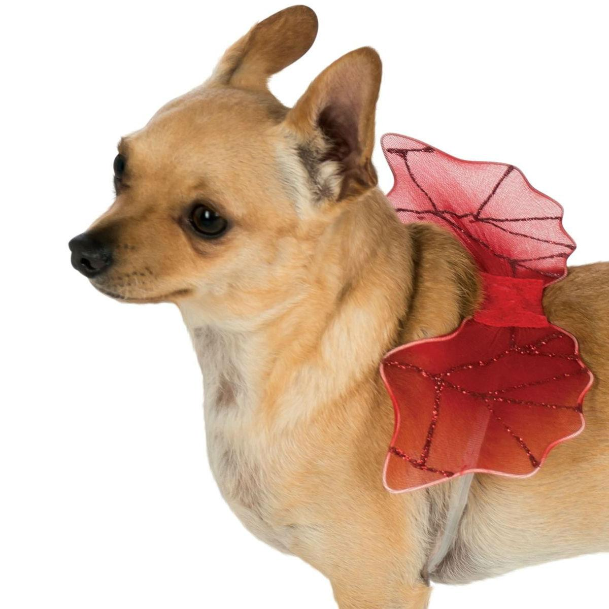 Devil Wings Dog Costume by Rubies