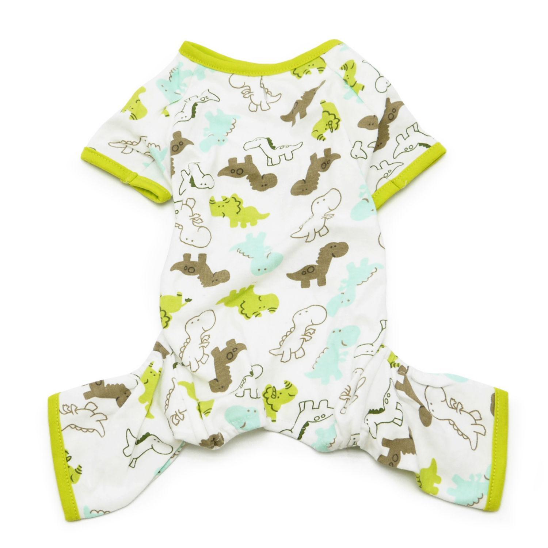 Dinosaur Dog Pajamas by Dogo