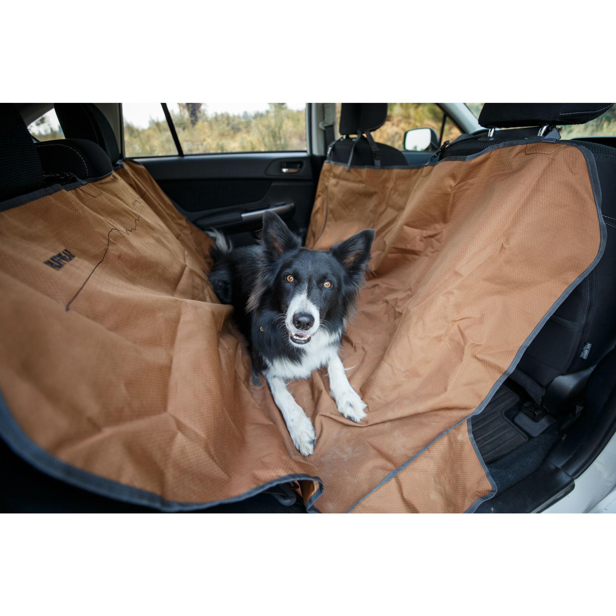 Dirtbag Seat Cover by RuffWear - Trailhead Brown