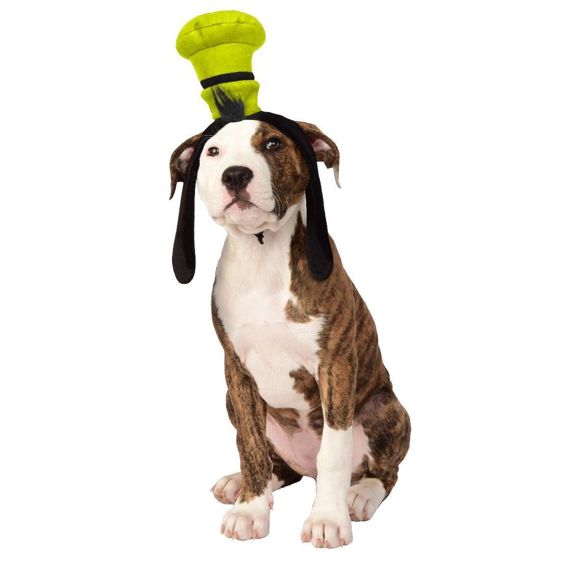 Disney Goofy Headpiece Dog Costume by Rubies