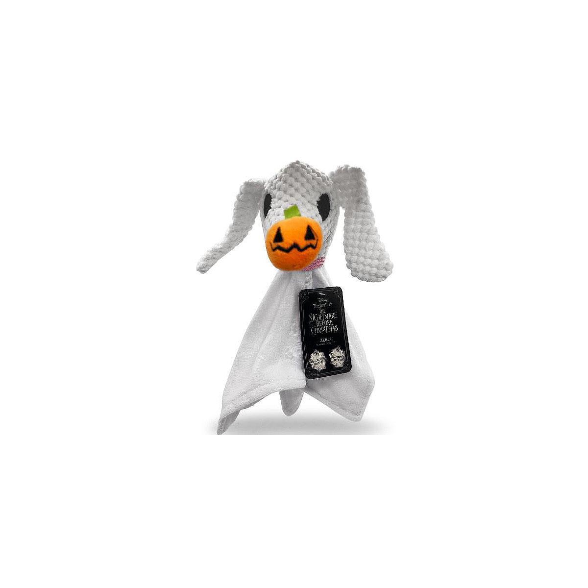 Disney Nightmare Before Christmas Dog Toy - Zero Blankie