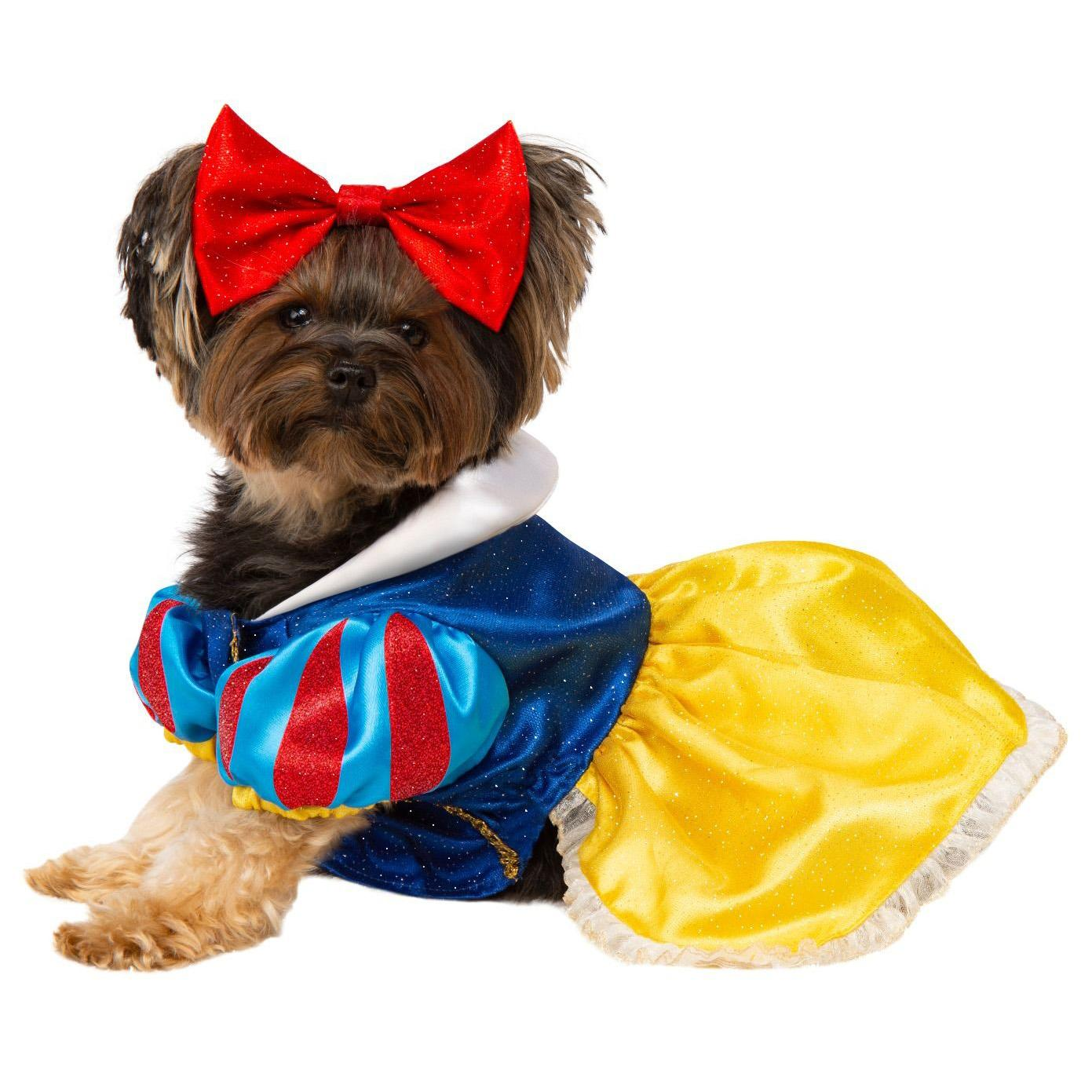 Disney Snow White Dog Costume by Rubies