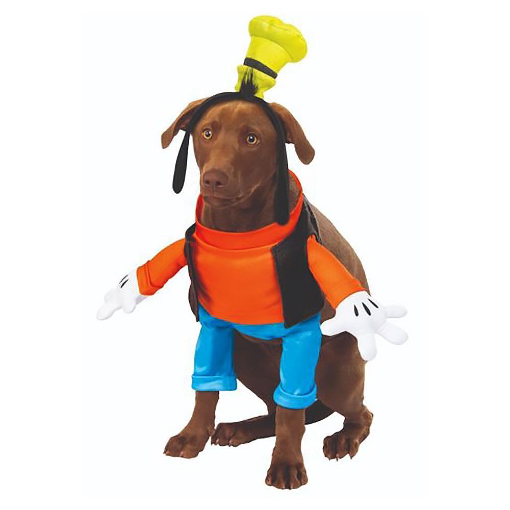Disney Walking Goofy Dog Costume by Rubies