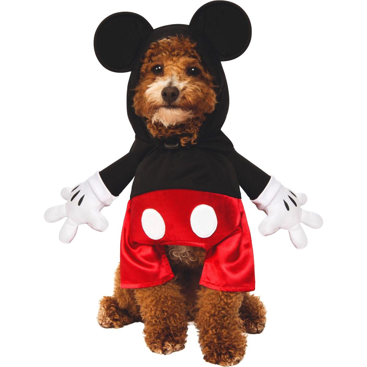 Disney Walking Mickey Mouse Dog Costume by Rubies