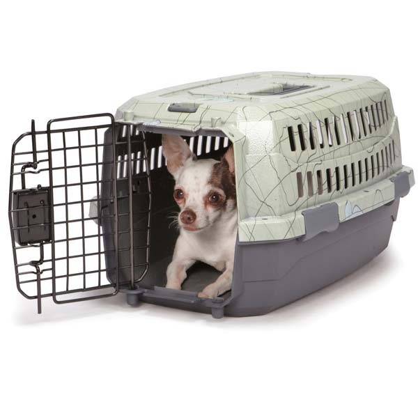 Dog is Good Never Travel Alone Dog Crate
