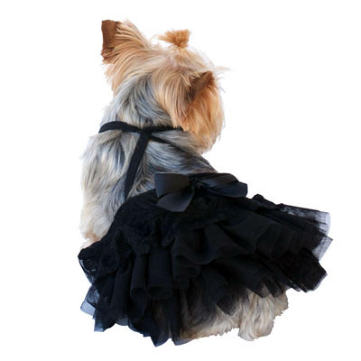 The Dog Squad's Cinema Dog Skirt - Black
