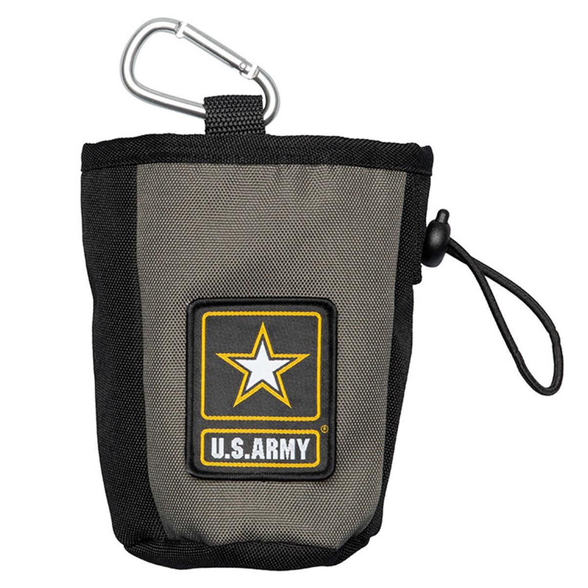 US. Army Dog Treat Bag
