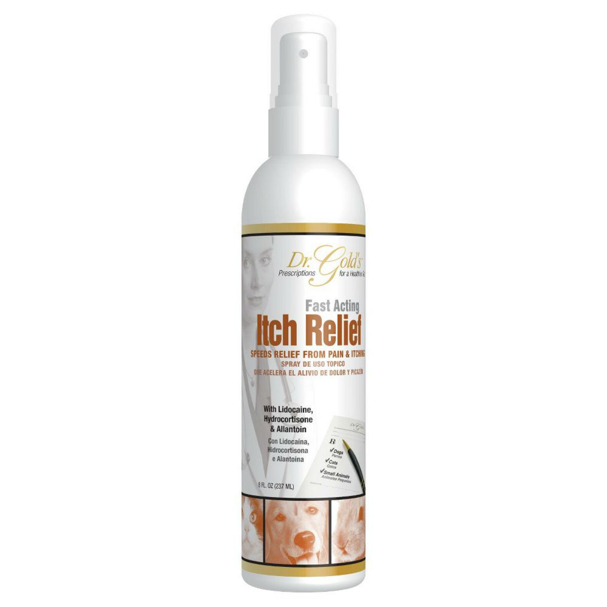 Dr. Gold's Itch Relief Dog Spray