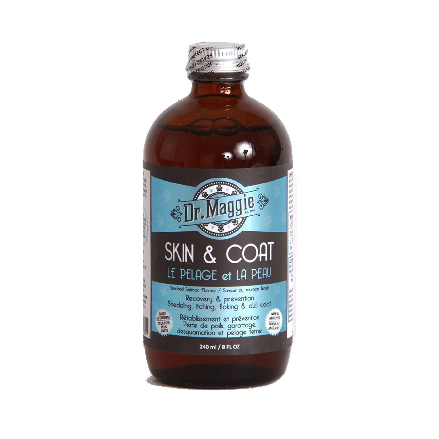 Dr. Maggie Skin & Coat Supplement for Dogs & Cats